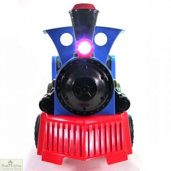 12v Ride On Train Pedal Coal Truck_1