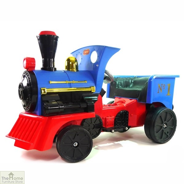 12v Ride On Train Pedal Coal Truck