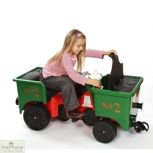 Ride On Pedal Coal Truck_1