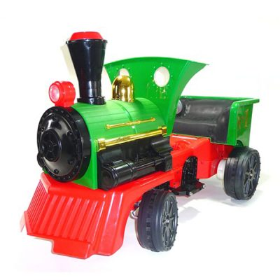 12v Ride On Train Pedal Coal Truck_1
