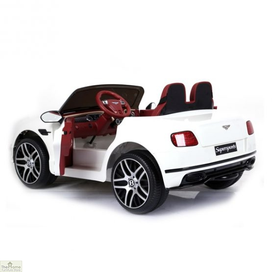 Bentley Continental Sports 12v Ride On Car_4