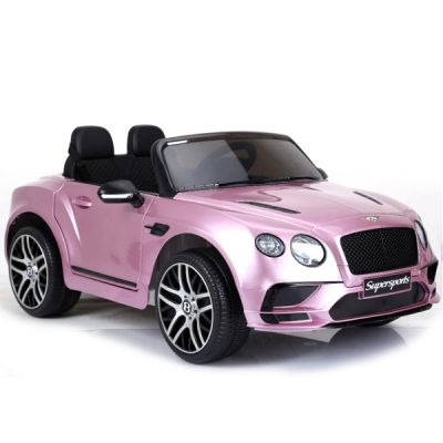 Bentley Continental Sports 12v Ride On Car_8