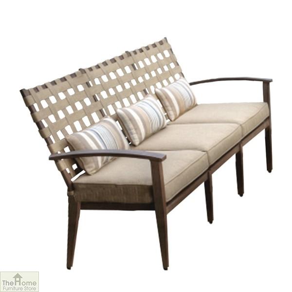 Encore Garden 3 Seater Sofa