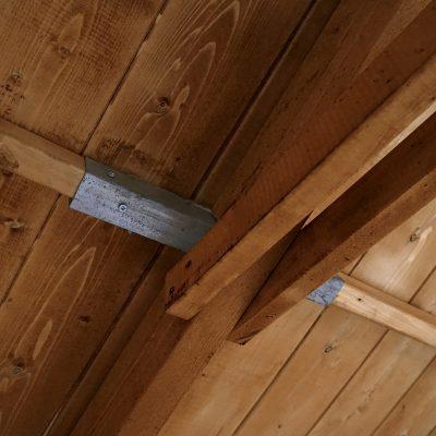 12 x 10 Pressure Treated Wood Workshop_5