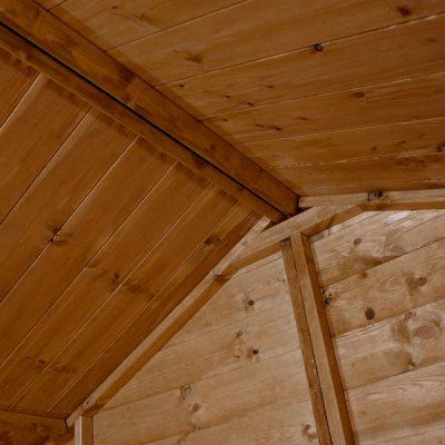 10 x 10 Apex Wooden Workshop Shed_2