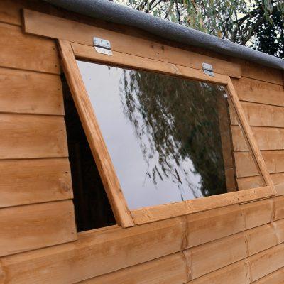 10 x 10 Apex Wooden Workshop Shed_3
