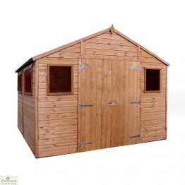 10 x 10 Apex Wooden Workshop Shed