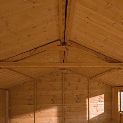 12 x 10 Apex Wooden Workshop Shed_3