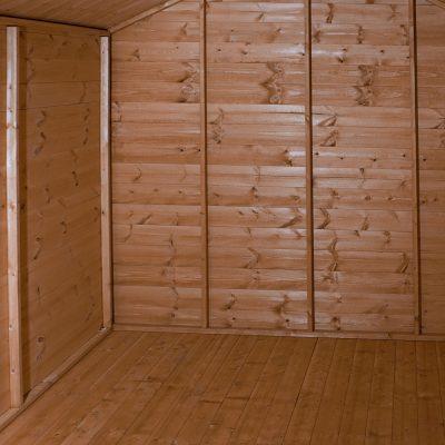 12 x 10 Apex Wooden Workshop Shed_5