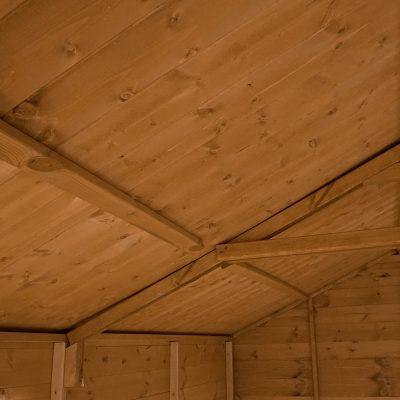 16 X 10 Apex Wooden Workshop Shed_6