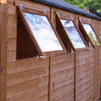 20 x 10 Apex Wooden Workshop Shed_3
