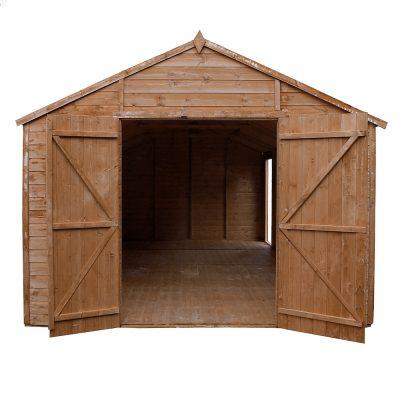 20 x 10 Apex Wooden Workshop Shed_5