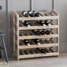 Aldsworth Wooden Wine Rack