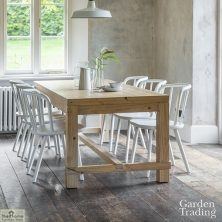 Brookville 6 Seater Pine Dining Table