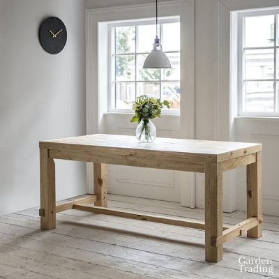 Brookville 4 Seater Pine Dining Table_1