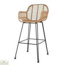 Hampstead Weatherproof Bar Stool