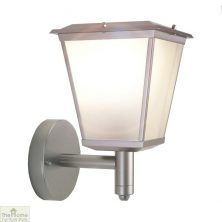 Windsor Solar LED Wall Light