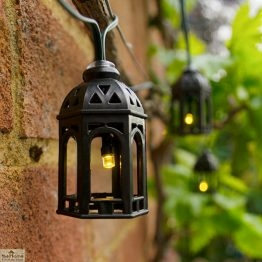 Solar Moroccan Lantern String Lights_1