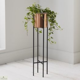 Bronze Small Plant Holder Stand_1