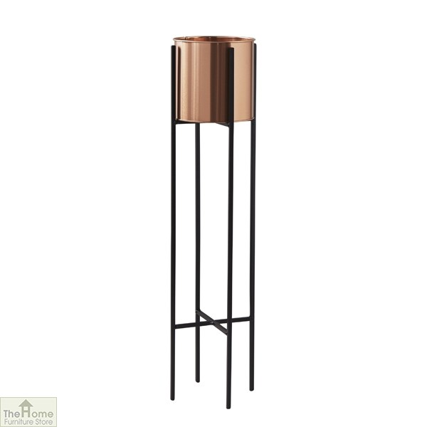 Bronze Small Plant Holder Stand