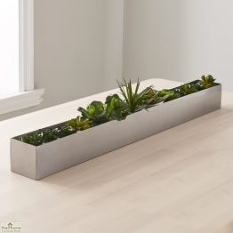 Long Centrepiece Table Plant Holder_1