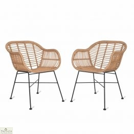 Hampstead Dining Chair Pair
