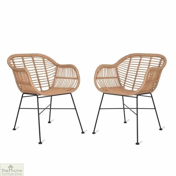 Hampstead Dining Chair Pair