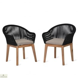 Luccombe Dining Chair Pair