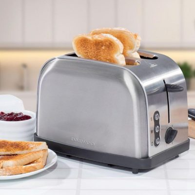 Stainless Steel 2 Slice Toaster_1