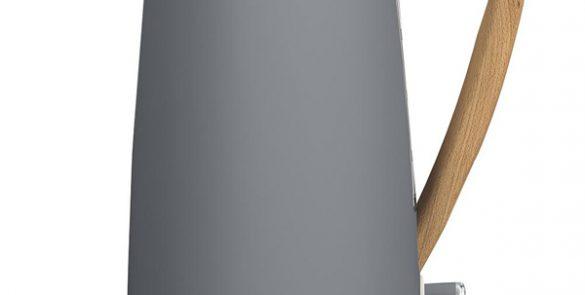 Grey Nordic 1.7L Cordless Kettle