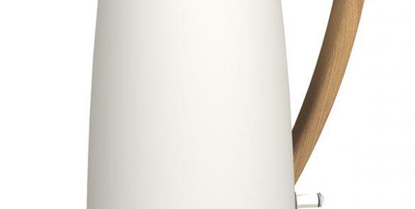 White Nordic 1.7L Cordless Kettle