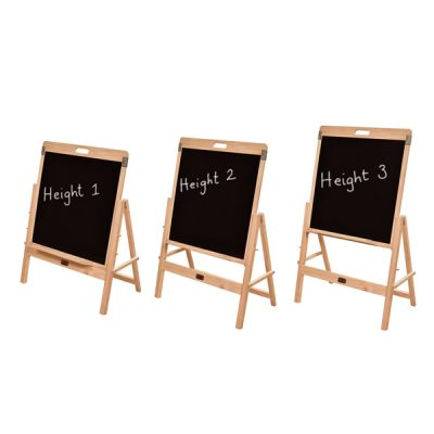 Height Adjustable 4 in 1 Easel_5