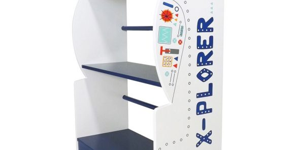 Space Explorer Bookcase