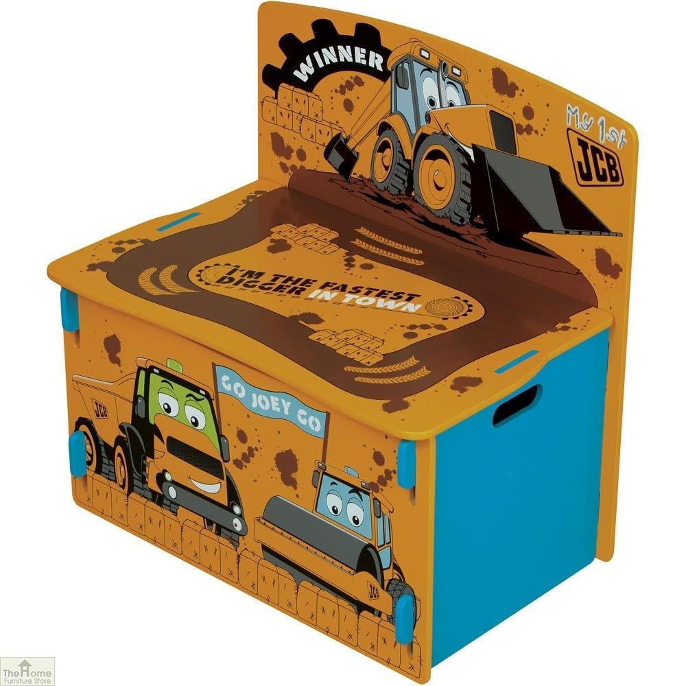 JCB Toy Box