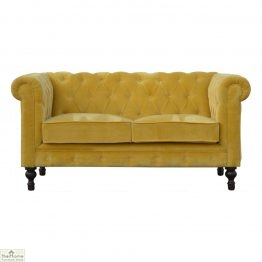 Chesterfield Style 2 Seater Sofa_1