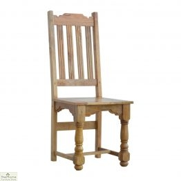 Wooden Dining Chair Set of 2