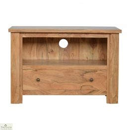 Boston Solid Wood TV Unit
