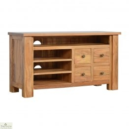 Boston Solid Wood Media Unit_1