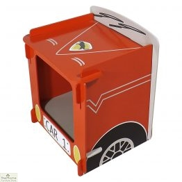 Racing Car Bedside Table