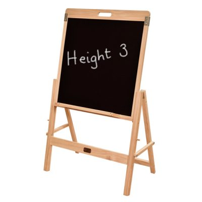 Height Adjustable 4 in 1 Easel_4
