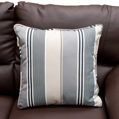 Blue Striped Scatter Cushion_1