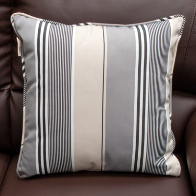 Blue Striped Scatter Cushion_2
