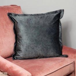 Grey Velvet Cushion Cover_1