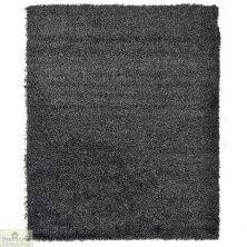 Anthracite Plain Shaggy Rug