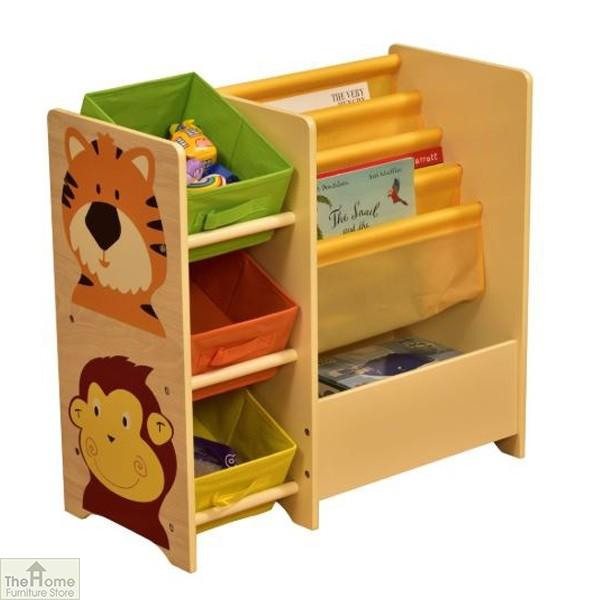 Jungle Book Display Storage Unit