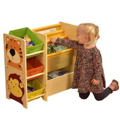 Jungle Book Display Storage Unit_1
