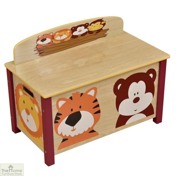 Jungle Big Toy Box