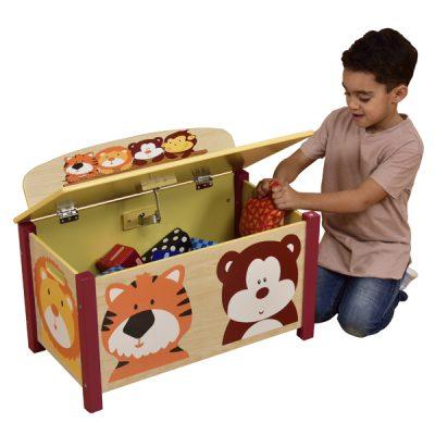 Jungle Big Toy Box_1