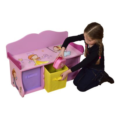 Princess Storage Bench_1