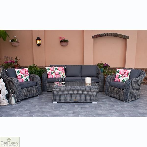 Casamoré Miami 3 Seater Sofa Set